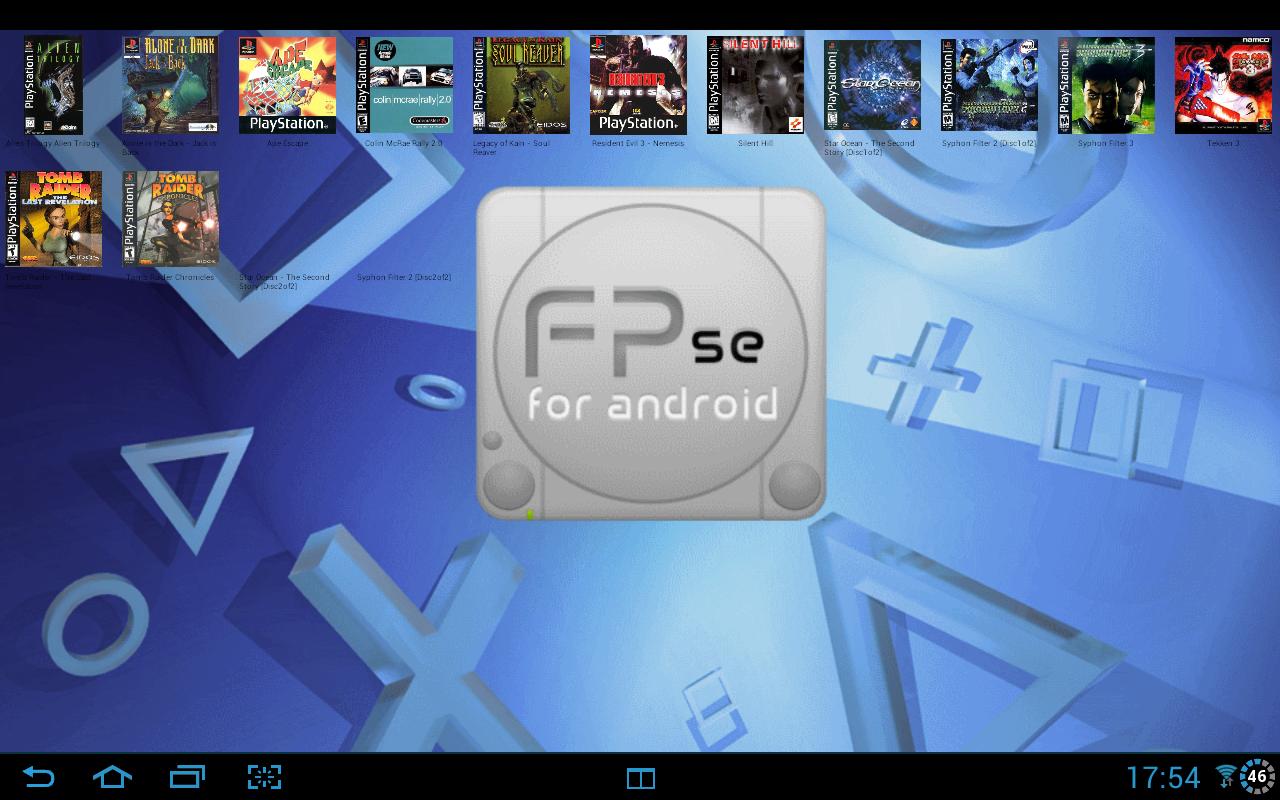 Fpse V 0 11 14 Emulator Ps1 Psx Untuk Android Lengkap Bios