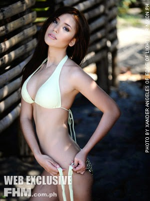 beautiful, exotic, exotic pinay beauties, filipina, hot, kristine santamena, pinay, pretty, sexy, swimsuit