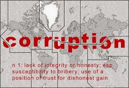 Define Corruption