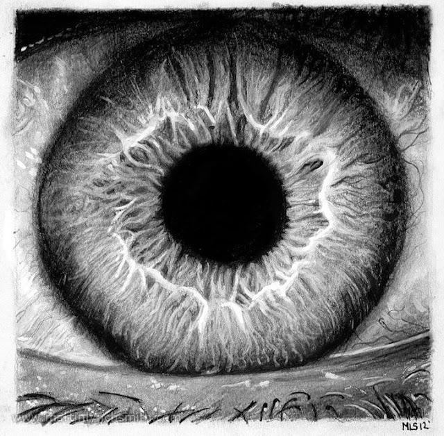 Σκίτσα ματιών