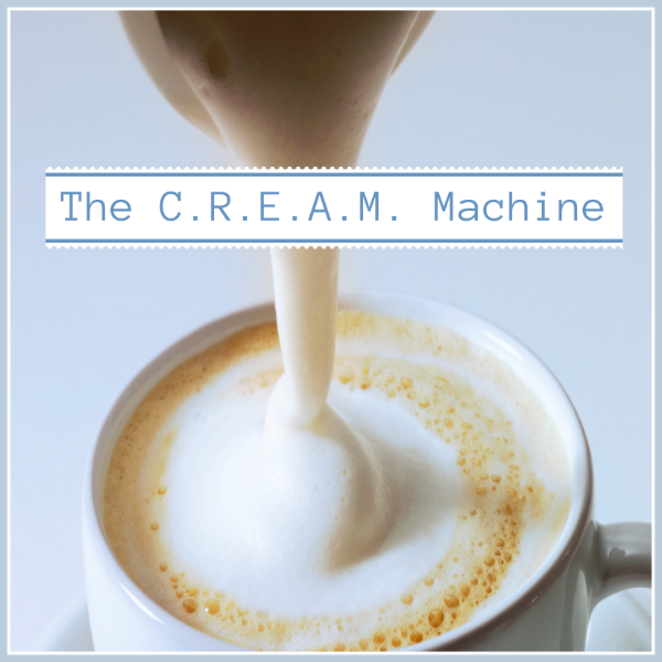 The Content CREAM Machine from @Ileane