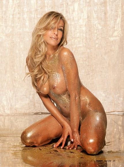 Hollywood actress nude playboy