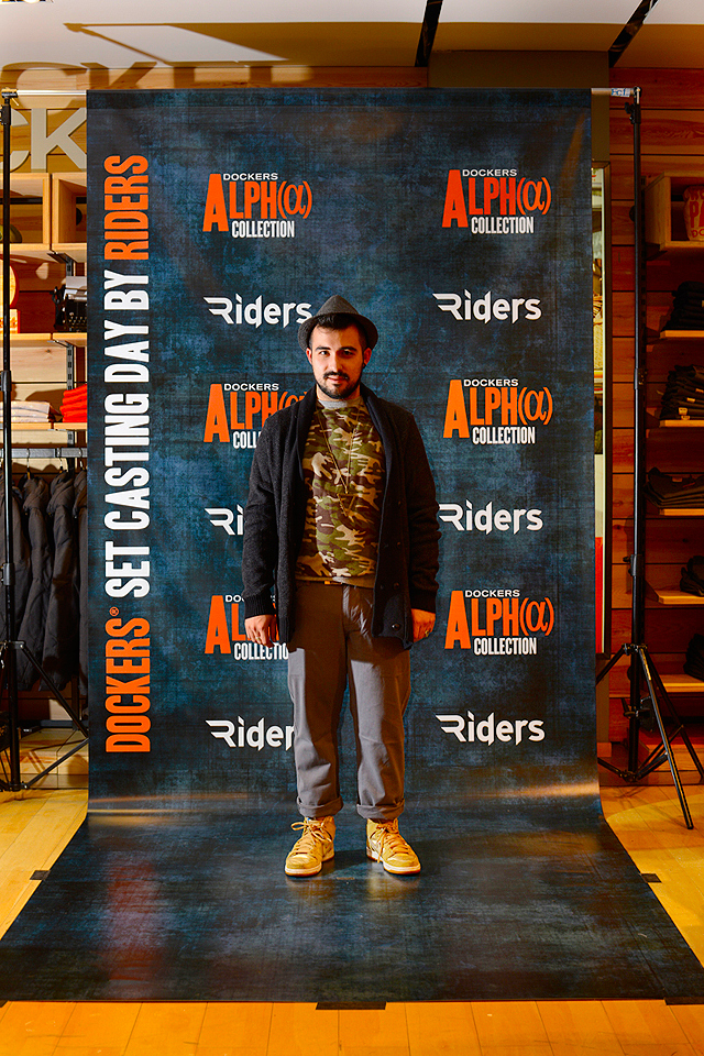 Dockers, Riders, Guy Overboard, Fashion blogger