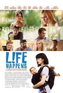 Cuando La Vida Sucede Poster