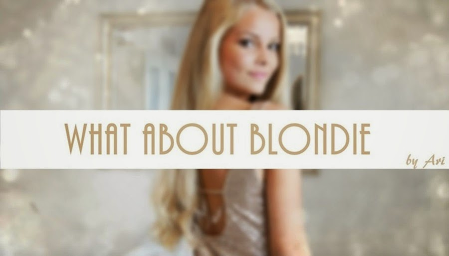 What about Blondie
