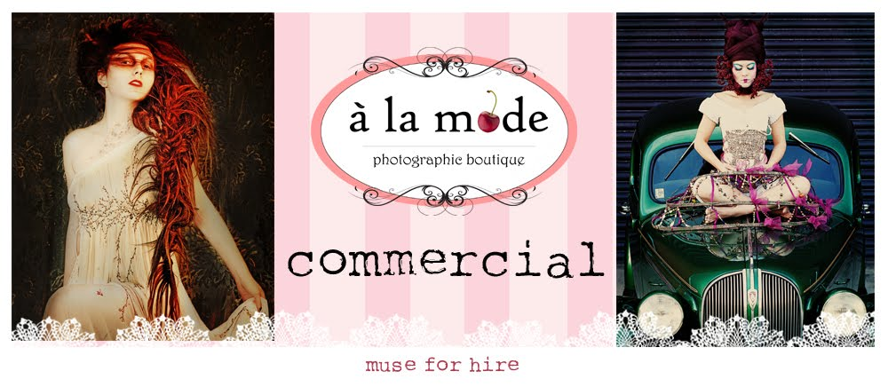 A La Mode Commercial
