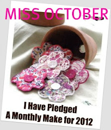 A Monthly Make - 2012 - October