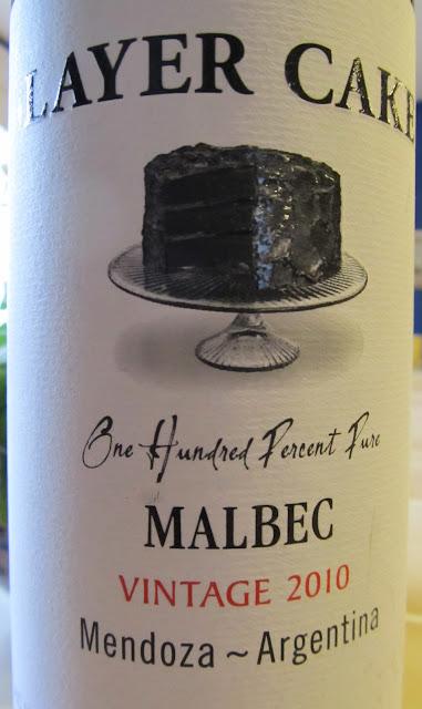 Spirit Of Wine Review Layer Cake Malbec Mendoza