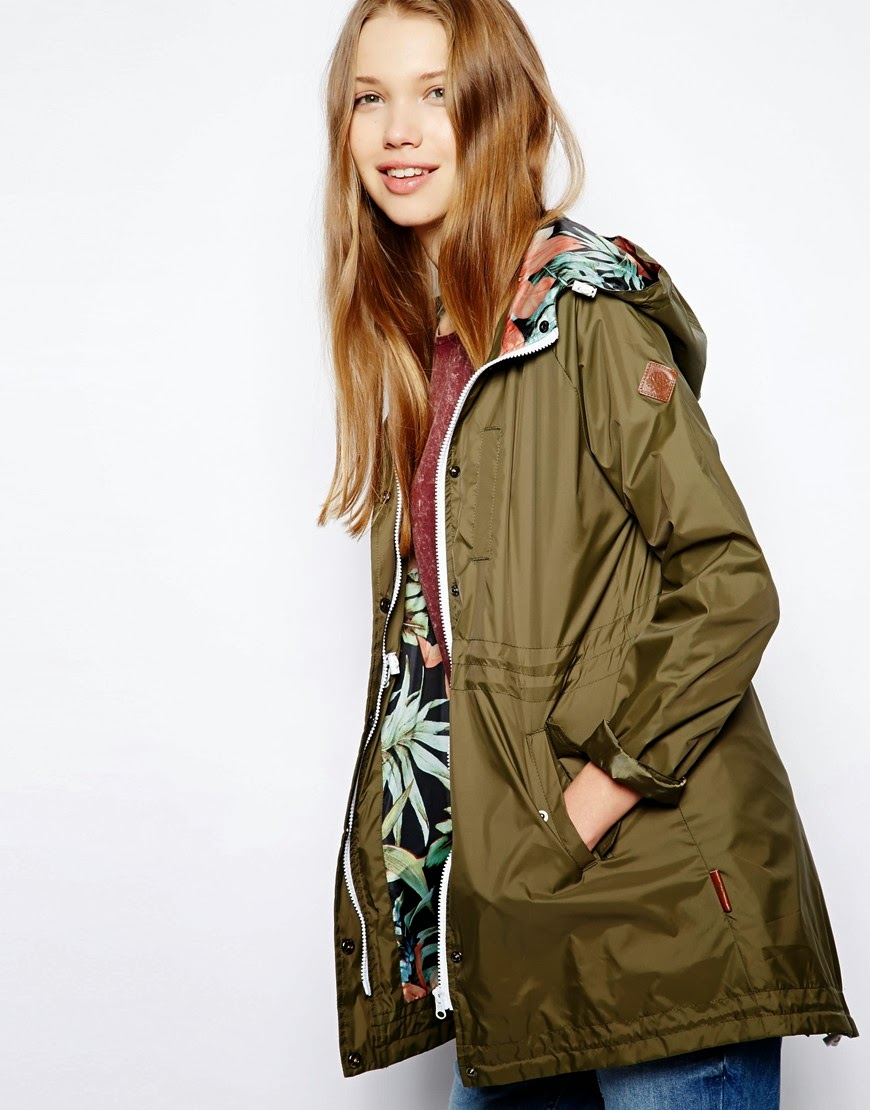 bellfield green coat