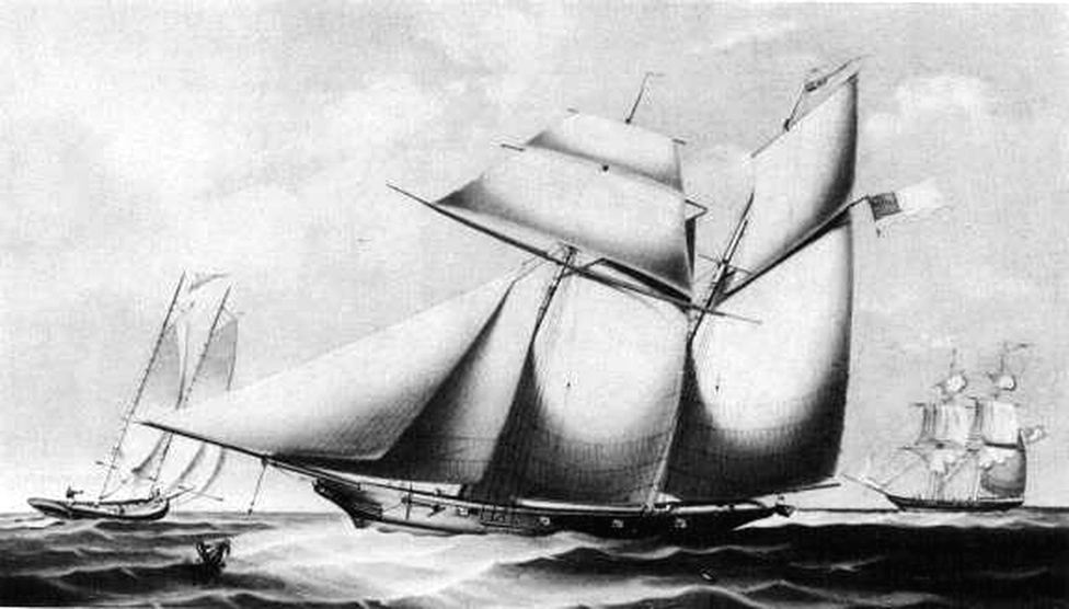 The Wanderer (slave ship)