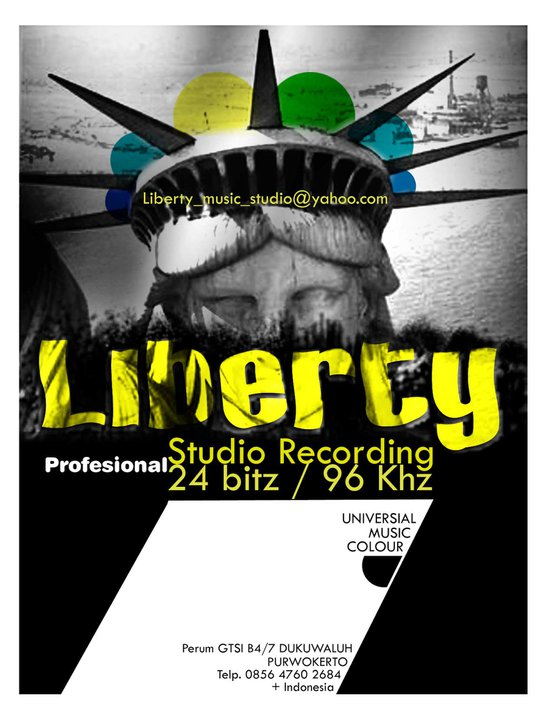 Liberty music studio