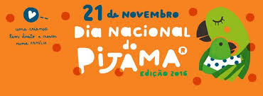 """""""Dia Nacional do Pijama"""""""