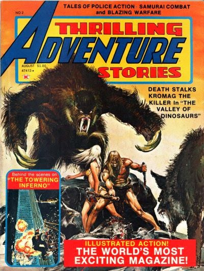 Atlas Comics, Thrilling Adventure Stories #2