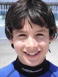 Joshua David, age 14