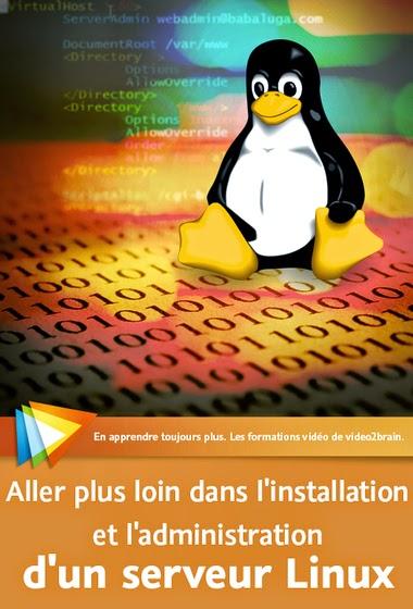 Aller plus loin dans l'installation et l'administration d'un serveur Linux