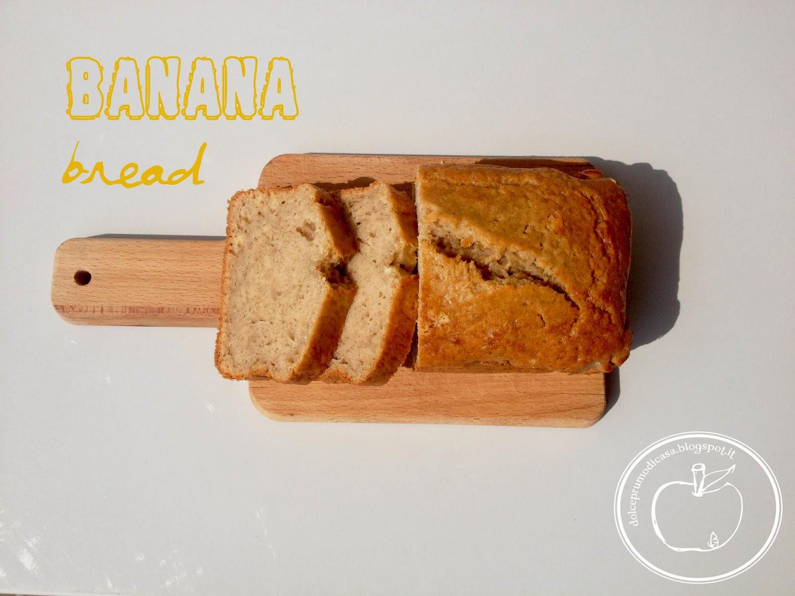 ...e banana bread sia!