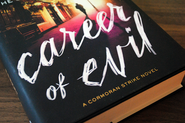 An honest book review of Robert Galbraith's Career of Evil, the third book in the Cormoran Strike series.