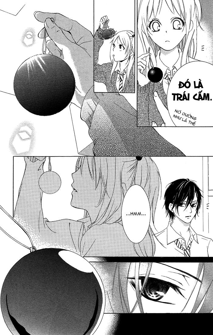 Kanojo ga Kare ni Ochiru Riyuu chap 3 - Trang 9