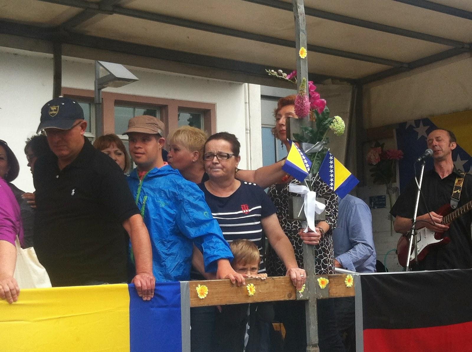 Parade der Kulturen in Frankfurt 2014