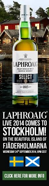 Laphroaig Live '14
