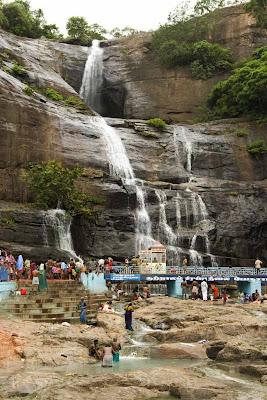 Cachoeira Courtallam – Índia