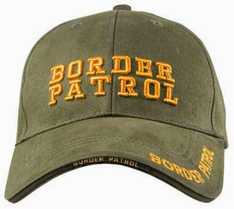 Border Patrol Cap