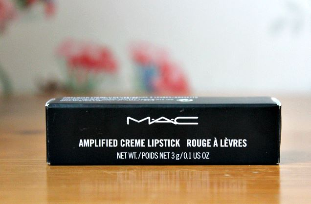 Review | MAC Morange Lipstick