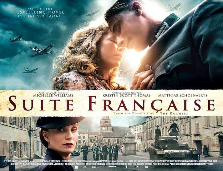 Póster: Suite francesa