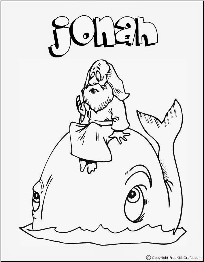 bible summer coloring pages - photo#15
