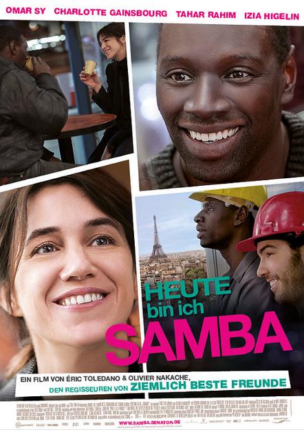 Familienfunk Filmtipp Heute bin ich Samba