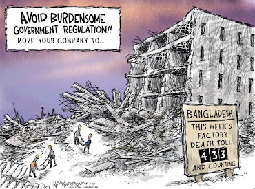 Nick Anderson The Houston Chronicle's editorial cartoonist