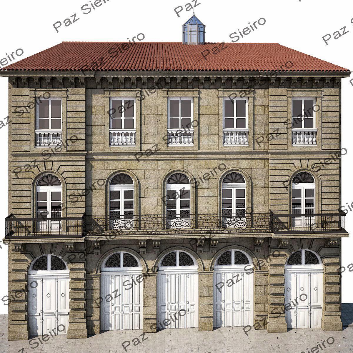 Works 3d escola normal de mestras 1892 r a progreso 23 - Arquitectos ourense ...