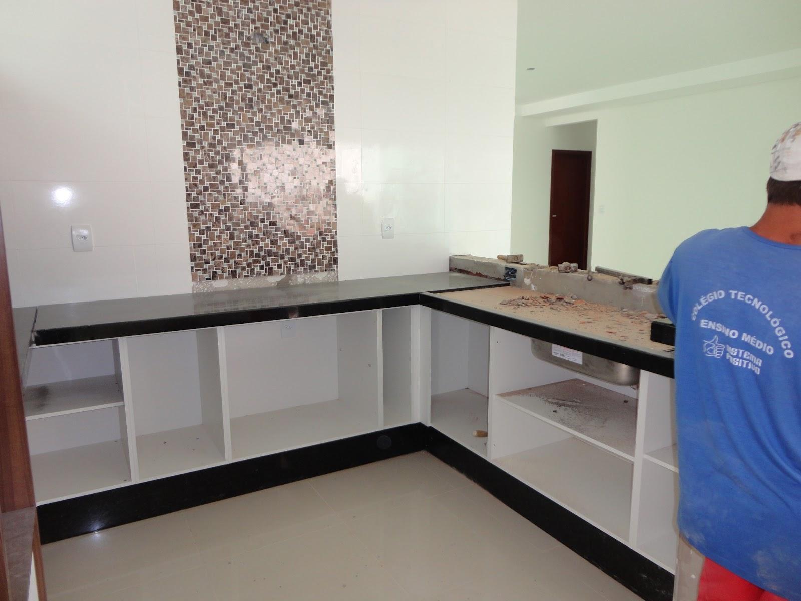 nossa casa nosso sonho : Cozinha gente como é difícil ver um  #314B8A 1600x1200
