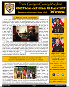 Sheriff's Newsletter- January 2015
