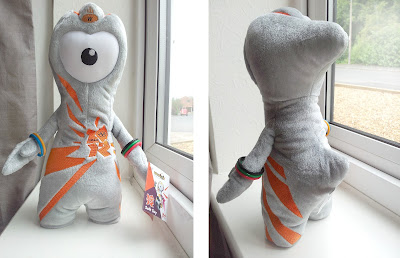 London Olympics 2012 mascot, Wenlock, Olympics 2012 toy