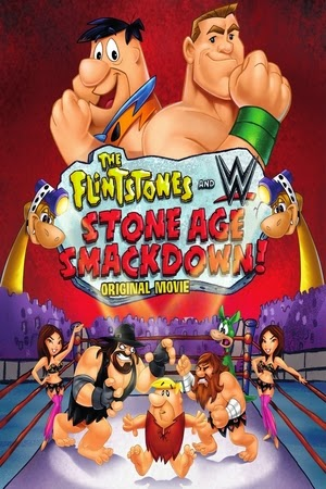Poster The Flintstones & WWE: Stone Age Smackdown 2015