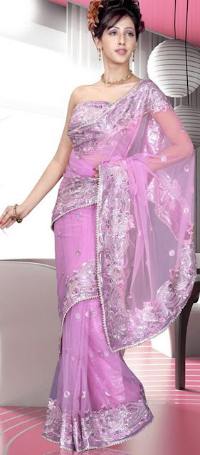 Party-Wear-Sarees-For-Brides