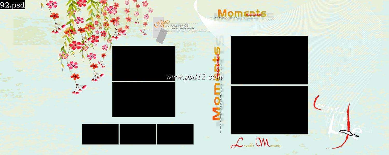12x30 Karizma Album Design PSD - 19