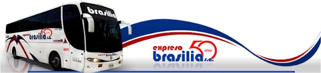 Expreso Brasilia en Bogot, Colombia Viajeros