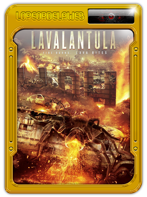 Lavalantula (2015) 720p, Dual, Mega, Uptobox
