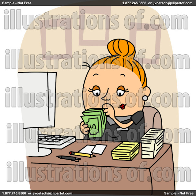 Accountant Clip Art1