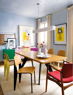 sala da pranzo idee
