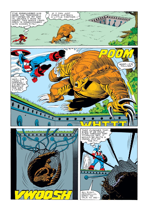 Captain America (1968) Issue #308 #236 - English 12
