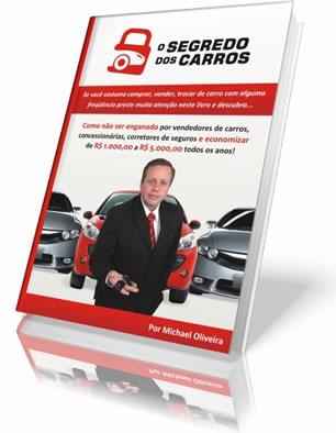 CLICK AQUI E VÁ PARA PÁGINA DO LIVRO OS SEGREDOS DOS CARROS!