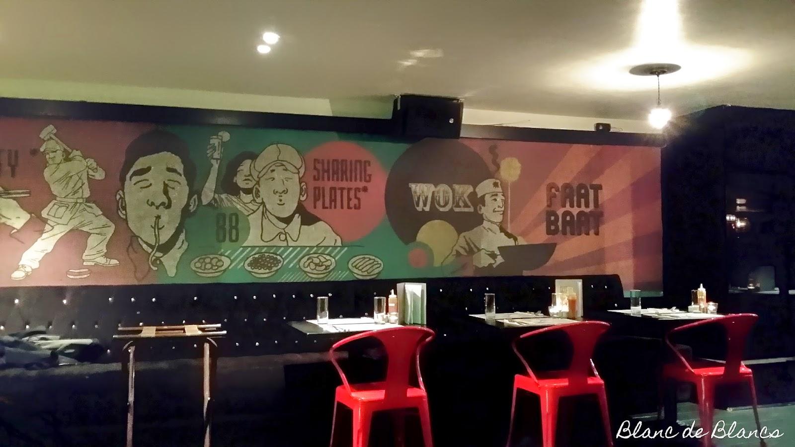 Faat Baat -ravintola Dublinissa - www.blancdeblancs.fi