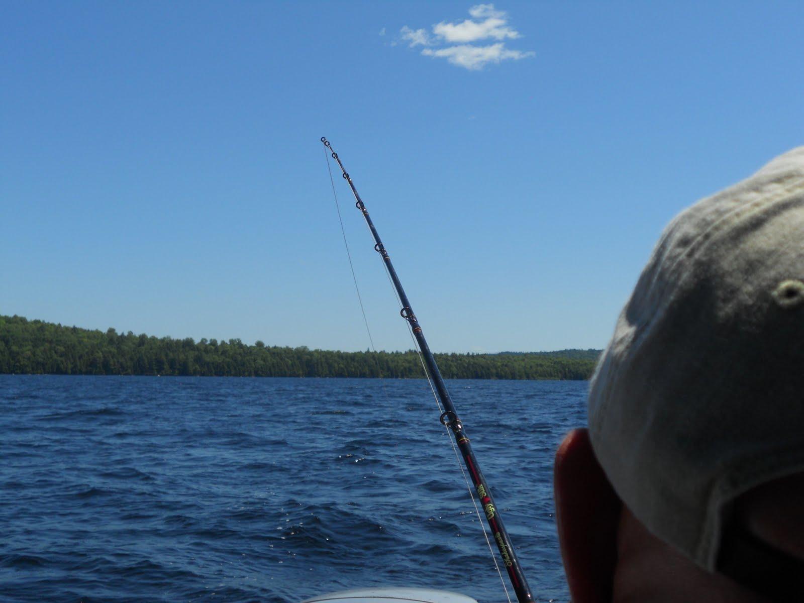 рыбалка в мирном видео