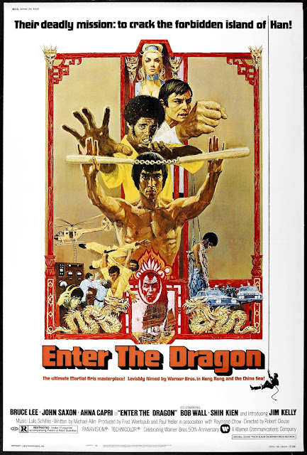 Enter the Dragon poster