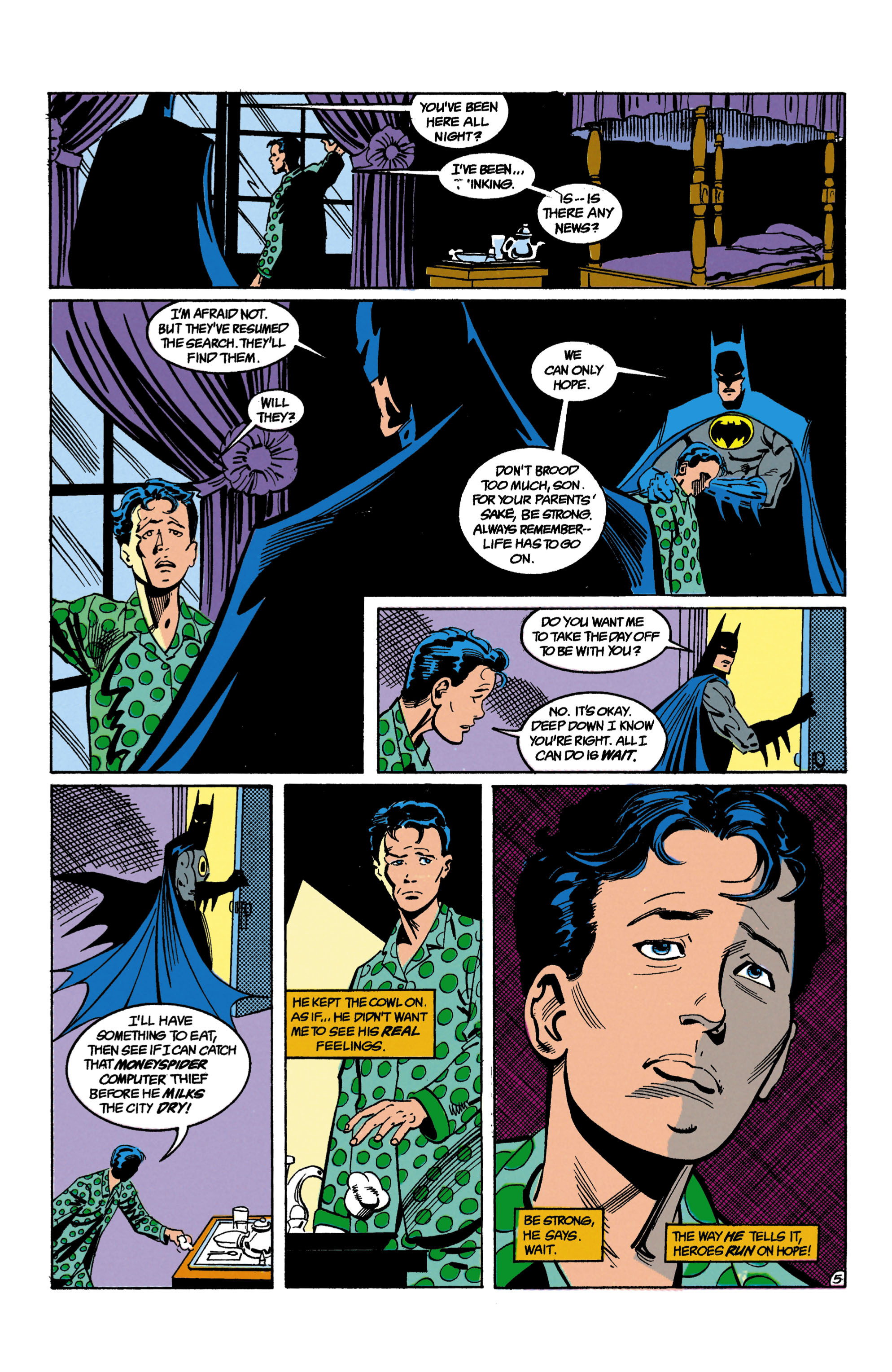 Detective Comics (1937) Issue #619 Page 6