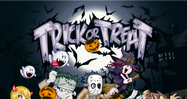 Nice Halloween Vector Art Pack
