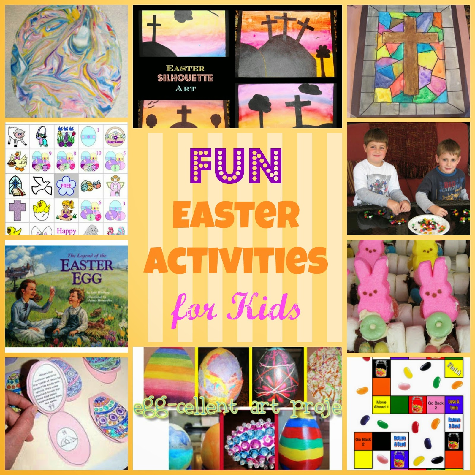 Teaching with TLC: 20 FUN Easter Activities for Kids